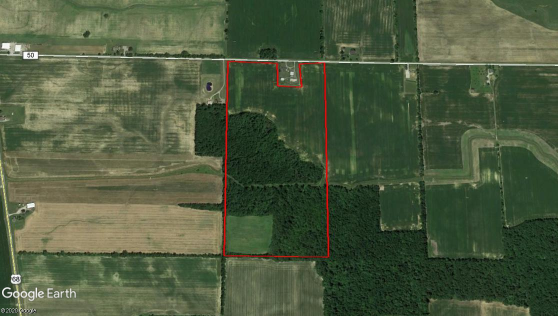 77.5 Acres Blanchard Twp. Hardin County