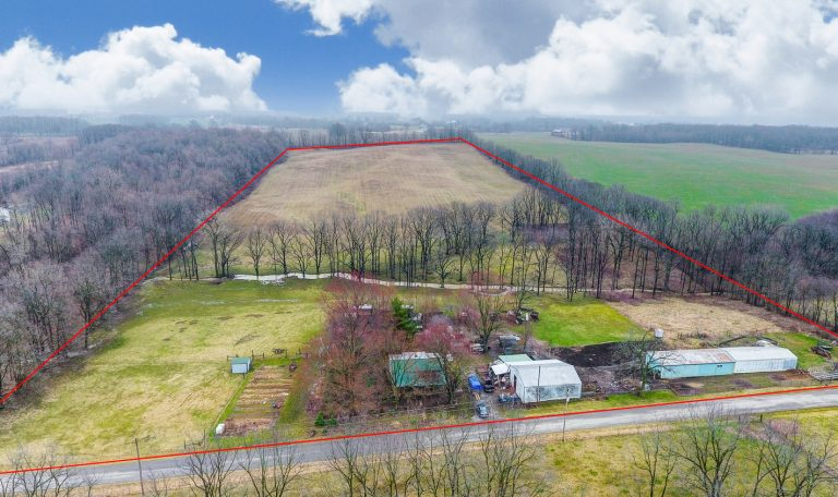 25 Acres Rush Creek Twp. Logan County