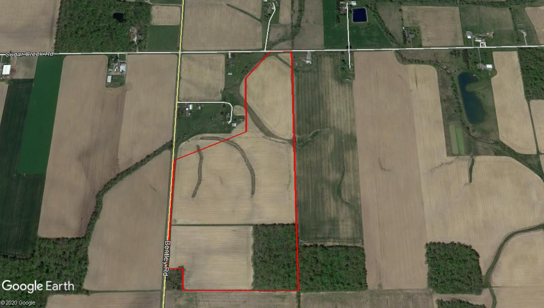 60.366 Acres Jackson Twp. Allen County