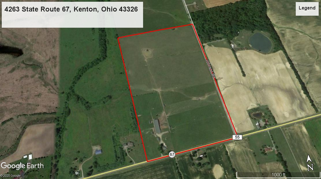50.602 Acres McDonald Twp. Hardin County
