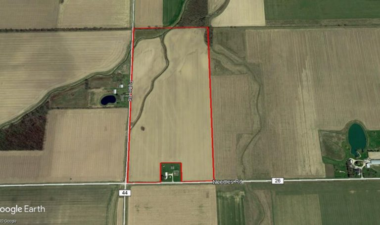 77.9 Acres Henry Twp. Wood County