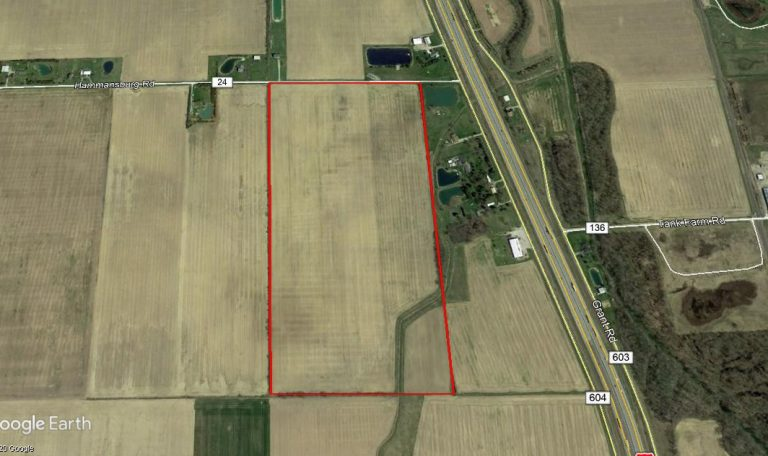 158 Acres Henry Twp. Wood County