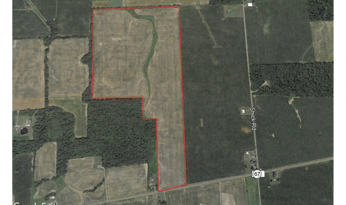 99 Acres McDonald Twp. Hardin County