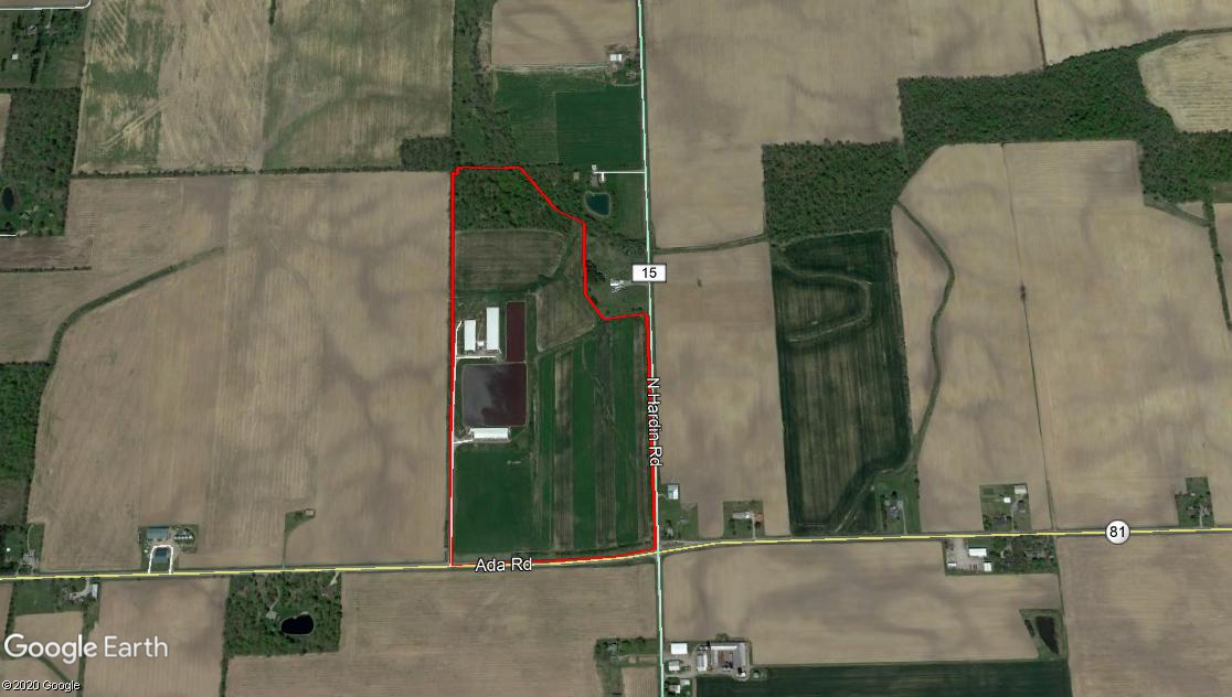 67 Acres Jackson Twp. Allen County