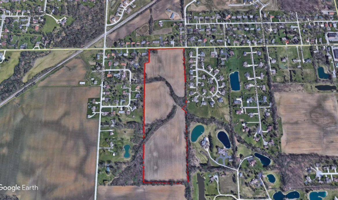 32 Acres Shawnee Twp. Allen County